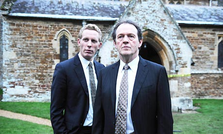 Lewis: Laurence Fox and Kevin Whately