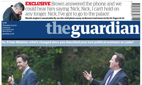 The Guardian - 13 April