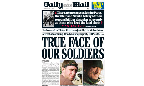 Daily Mail - 16 June 2010