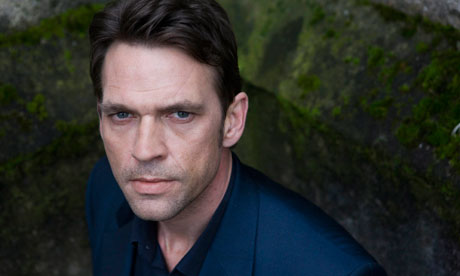 Dougray Scott accent