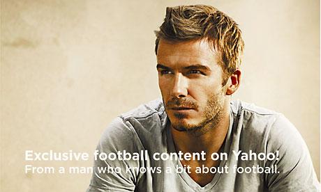 David Beckham Yahoo