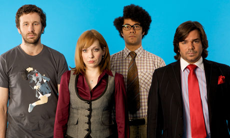'The IT Crowd'