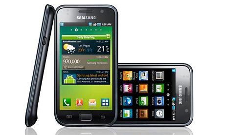 Samsung Galaxy S GT-19000 | Gadget review | Technology | The Guardian