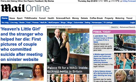 Mail Online - September 2010