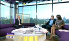 Tony Blair on Daybreak