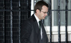 Andy Coulson leaves No 10