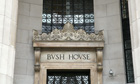 BBC Bush House in the Aldwych