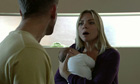 EastEnders: Scott Maslen and Samantha Womack