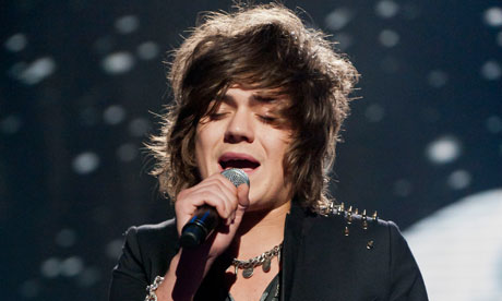 The X Factor 2011: Frankie Cocozza