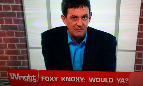 Matthew Wright's Amanda Knox phone-in