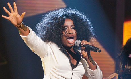 The X Factor 2011: Misha B