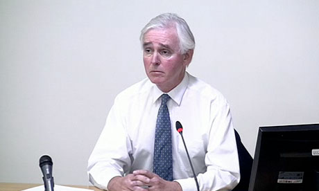 Leveson inquiry: Tom Rowland
