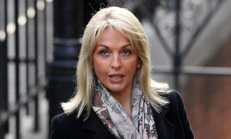 Leveson inquiry: Sheryl Gascoigne