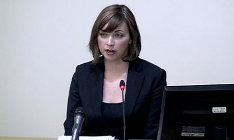 Leveson inquiry: Charlotte Church