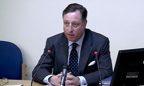 Leveson inquiry: Neville Thurlbeck