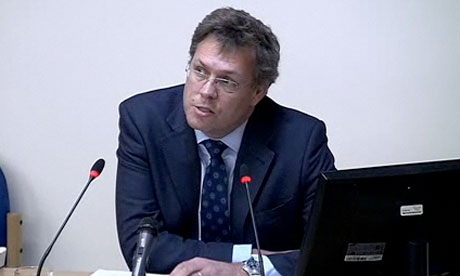 Leveson inquiry: Julian Pike