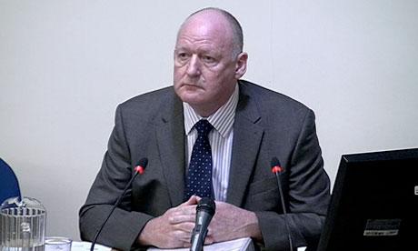 Leveson inquiry: Derek Webb