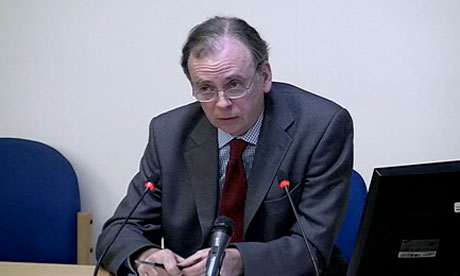 Leveson inquiry: James Hanning