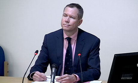 Leveson inquiry: James Hipwell