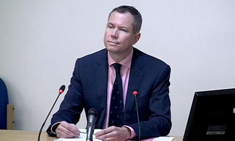 Leveson inquiry: James Hipwell