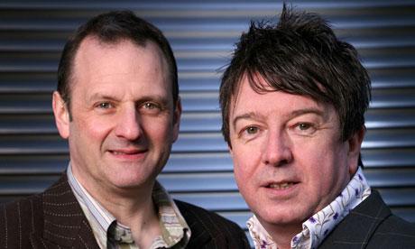 Mark Radcliffe and Stuart Maconie