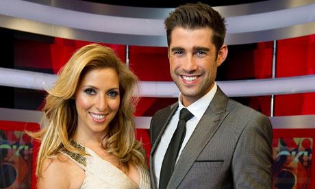 OK! TV: Kate Walsh and Matt Johnson