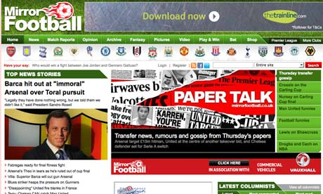 Mirrorfootball.co.uk