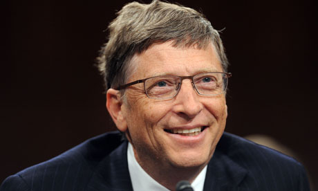 Bill Gates and China in discussions over new nuclear reactor | Environment | The Guardian - Bill-Gates-007