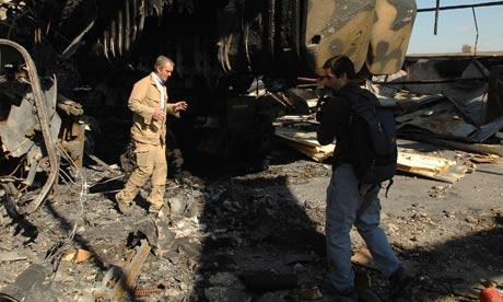 CNN's Nic Robertson in Libya