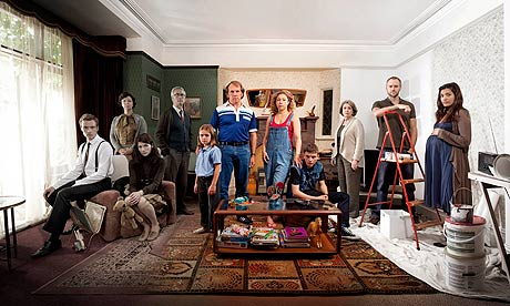 But Marchlands, ITV's classy primetime thriller about three families