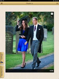Royal Wedding app