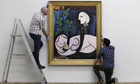 Picasso's Nude, Green Leaves and Bust