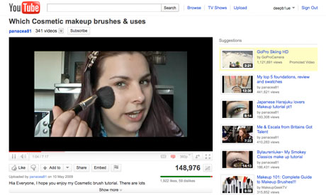 YouTube: UK makeup artist Lauren Luke rose to fame with her own ...