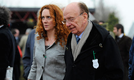 Rupert Murdoch Charges for Online Papers