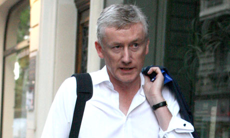 Fred Goodwin in Nice, France-  21 Jul 2009