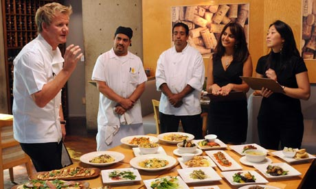 Gordon ramsay 39 s most outrageous tv moments television for Kitchen nightmares uk