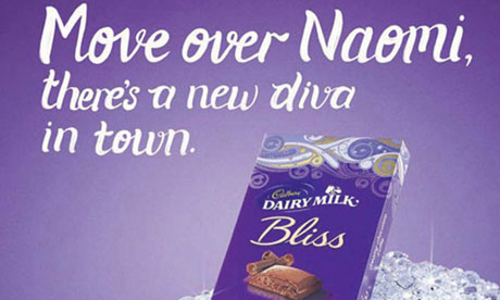 Cadbury's Dairy Milk Bliss ad