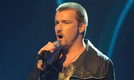 Britains Got Talent winner Jai McDowall. Photograph: Ken McKay/Rex ...