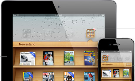 Apple Newsstand