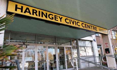 Haringey civic centre
