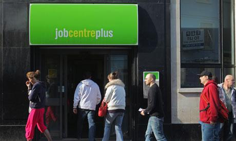 A jobcentre in Bristol