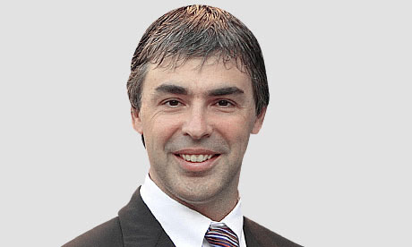 Larry Page 15 Motivational Quotes