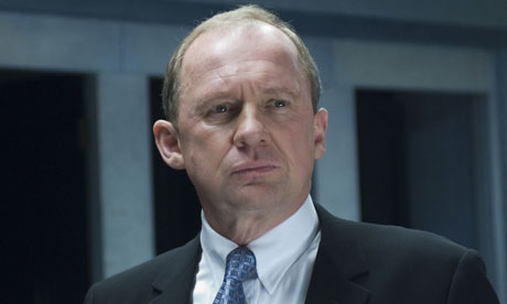 Spooks: Peter Firth as Harry Pearce
