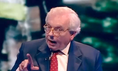 David Starkey on Newsnight
