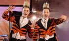 Celebrity Big Brother 2011: Jedward