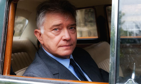 Martin Shaw plays BBC1 detective Inspector George Gently