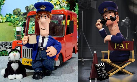 Postman Pat: still delivering, 30 years on | Television & radio