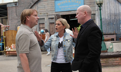 EastEnders: Ian, Mandy and Phil