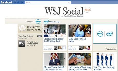 WSJ Social