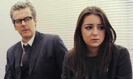 The Field of Blood: Peter Capaldi and Jayd Johnson